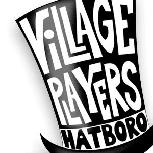 "Village Players of Hatboro ""Hat"" logo"
