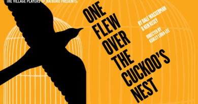 In The Wings: One Flew Over the Cuckoo's Nest