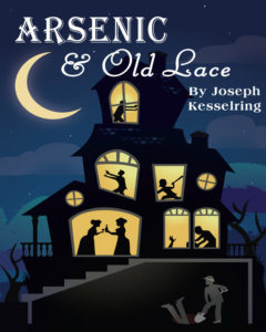 Arsenic and Old Lace program cover art