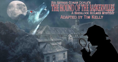 In The Wings: Hound of The Baskervilles