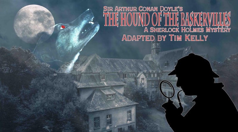 Hound of The Baskervilles artwork