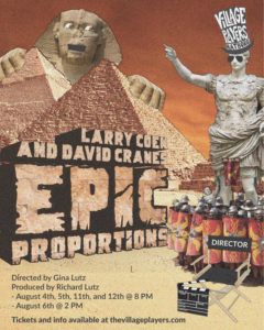 Epic Proportions program art