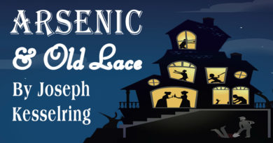 In The Wings: Arsenic and Old Lace