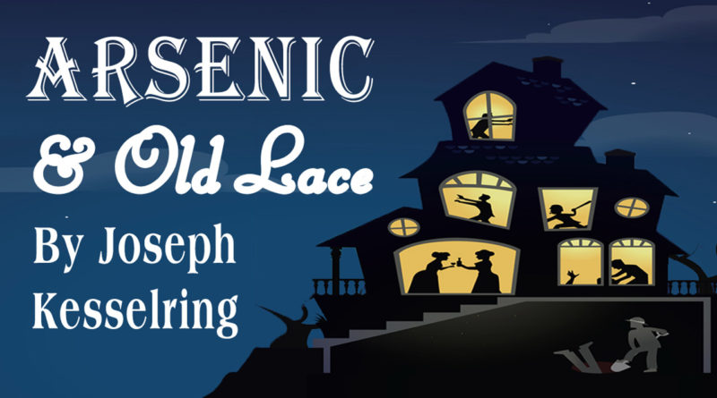 Arsenic and Old Lace artwork