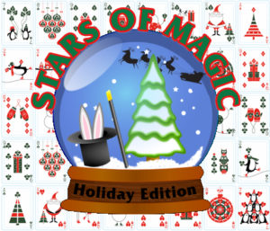 Stars of Magic Holiday Edition Logo
