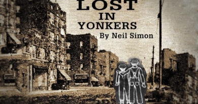 "Auditions for ""Lost in Yonkers"""