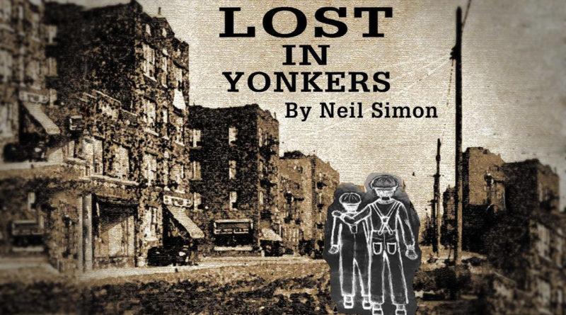 Lost in Yonkers artwork