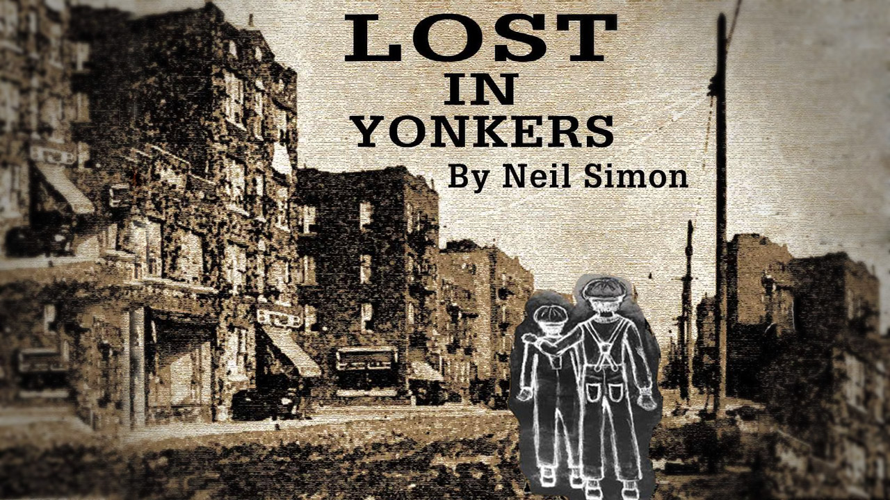 Lost in Yonkers artwork