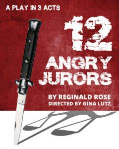 12 Angry Jurors poster