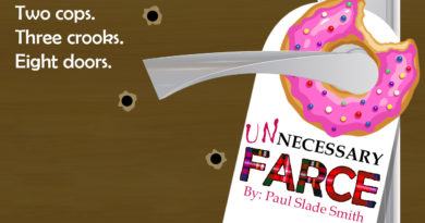 In The Wings: Unnecessary Farce
