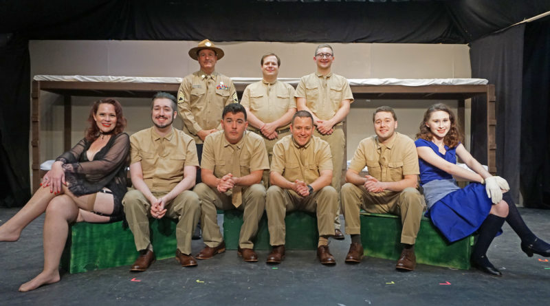 Review Village Players Of Hatboro Go Back To The 40s With Biloxi